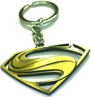 Mapple SUPER MAN LOGO BRONZE Key Chain
