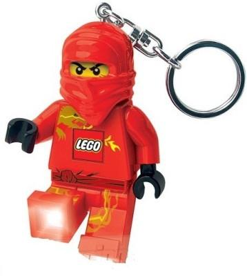 Ninja with Led Light Key Chain