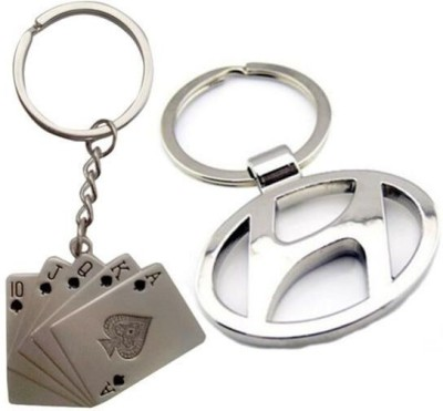 i-gadgets Playing Cards Hyundai Key Chain