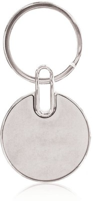 DIZIONARIO Round Metal Look 1 Key Chain