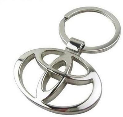 Kairos Toyota Emblem Logo Key Chain