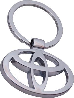 Zeroza Toyota Full Metal TY01 Key Chain