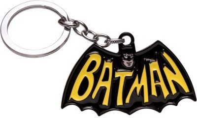 Confident MVP639 Batman with Wings Key Chain