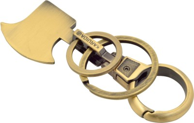 KGB Carabiner0003 Locking Key Chain