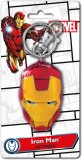 Marvel Official Iron Man Face Colored Pe...