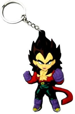 FCS Goku Super Saiyan Rubber Key Chain