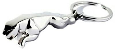 Navkaaar Jaguar Metal Keychain Key Chain