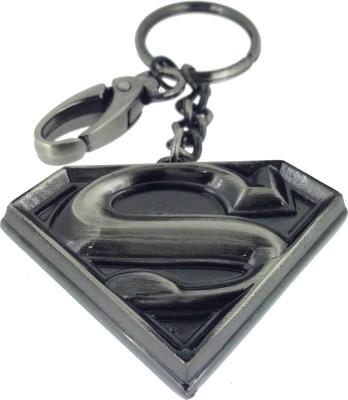 Warner Bros WB Superman Shield A BS 473 Locking Key Chain