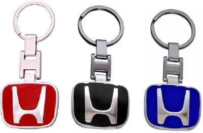 PARRK Honda KE13 Locking Key Chain
