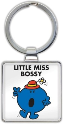 That Company called If LITTLE MISS BOSSY KEYRING Key Chain