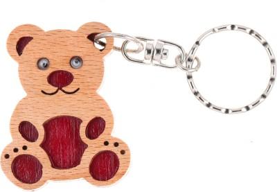 JM Kcd Teddy Bear Key Chain