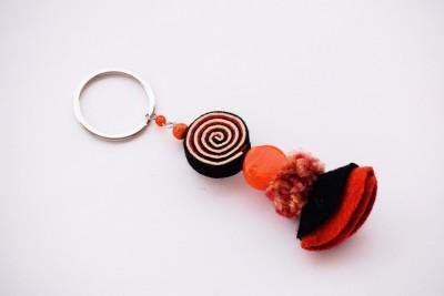 kanhai Psychedelic Doll Keychain Key Chain