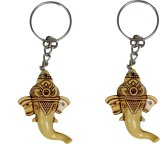 Outdazzle KC-2427 Key Chain (Gold)