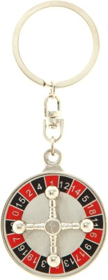 VeeVi Spinning Roulette Key Chain Key Chain