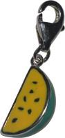 Kataria Jewellers Watermelon Fruit Locking Key Chain(Yellow)