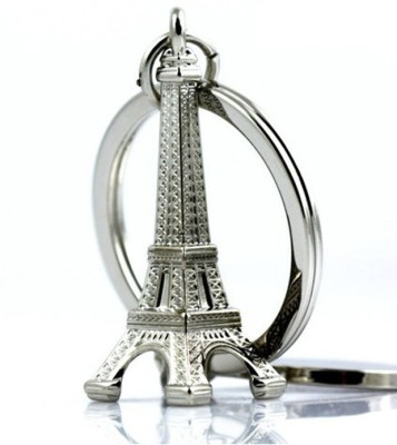 Confident 01 Eiffel Tower Shape Key Chain