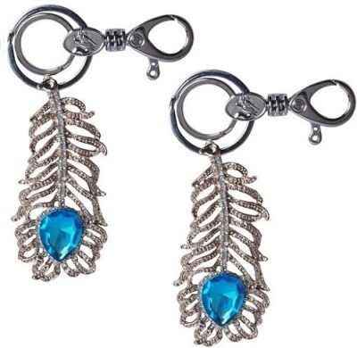 Phoenix Pack Of 2 New OMG With Hook Locking Key Chain
