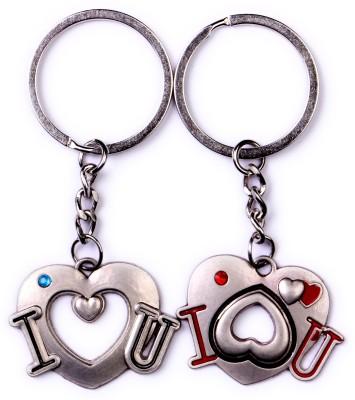 JDK Heart Design Key Chain