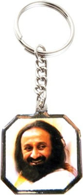 Aashram Squate Triangle Locking Key Chain