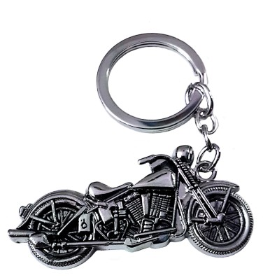 FCS Metal Bike Key Chain