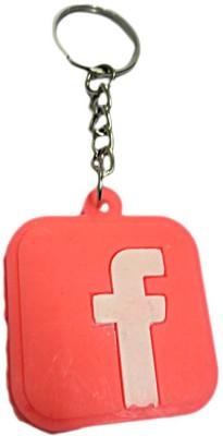 DCS Facebook Symbol Keychain Carabiner