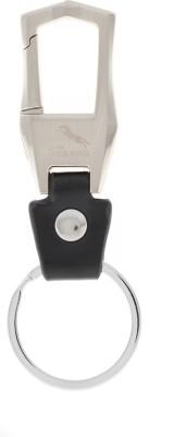 VeeVi Elegant Proud Horse Hook Keychain Locking Carabiner