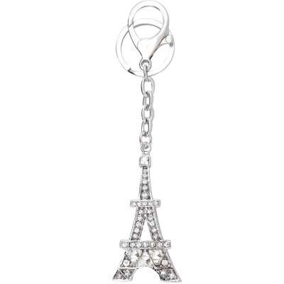 Super Drool Mind Blowing Paris Studded Locking Key Chain