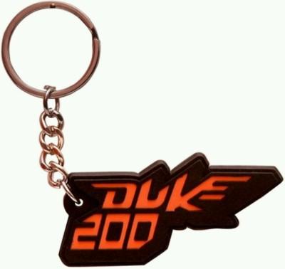mapple duke 200 rubber Key Chain
