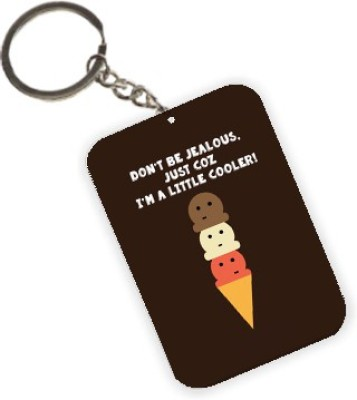 The Crazy Me 123625591 Key Chain