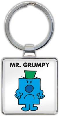 That Company called If MR. GRUMPY KEYRING Key Chain