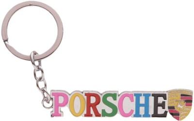PARRK Forsche multi color Key Chain