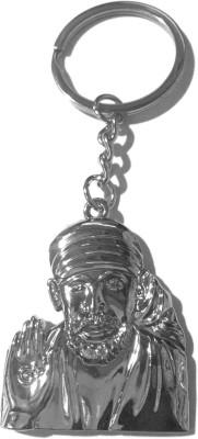 Tech Fashion Sai Baba Locking Key Chain