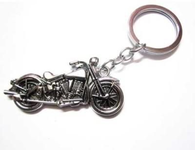 ShopeGift Cute Motor Bike Locking Key Chain