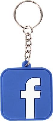 Brecken Paul Facebook Key Chain
