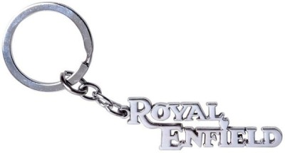 Chainz Royal Enfield Metal Key Chain