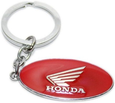 Aura Honda Bikes Imported Full Metal Key Chain