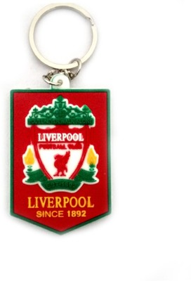 Techpro Doublesided Liverpool Logo Key Chain
