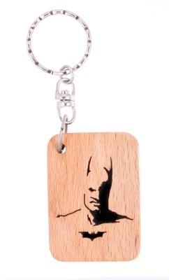 JM Batman Face Key Chain