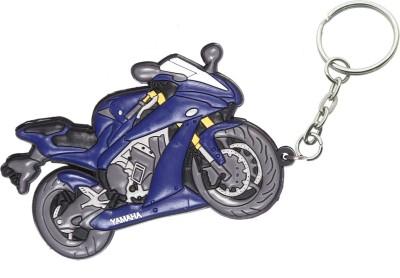 Confident Yamaha Sports Bike Non metal Key Chain