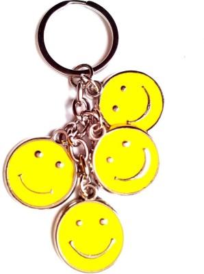 KeepSake Multiple Smiley Key Chain