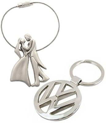 Alexus Couple And Toyota Key Chain