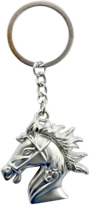 Chainz Race Horse Head Metal Key Chain