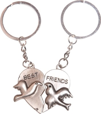 Oyedeal Kycn574 Best Friends Couple Key Chain