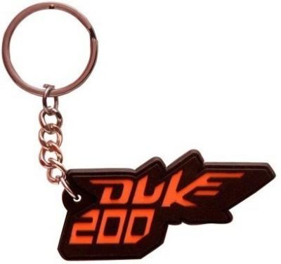 PARRK KTM Duke 200 Key Chain
