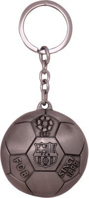 Confident KC624 FCB Football Shape withBottle Opener Key Chain