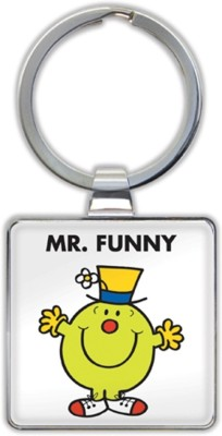 That Company called If MR. FUNNY KEYRING Key Chain