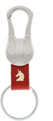 VeeVi Post Horse Cross Hook Keychain Locking Carabiner