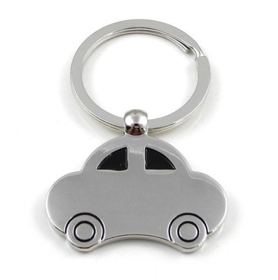 Chainz Car Shaped Metal Key Chain