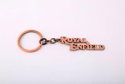 KGB Royal Enfield0004 Locking Key Chain