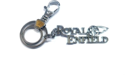 Ezone Royal-Enfield-Hook-Locking-Keychain Locking Key Chain
